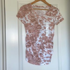 NWT Isabel Maternity Tye-Dye t-shirt